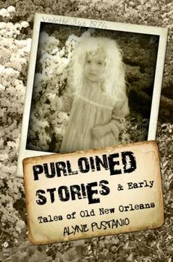 Purloined Stories by Alyne Pustanio at conjuredoctors.com