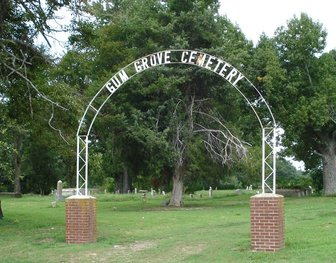 Gum Grove Cemetery at ConjureDoctors.com